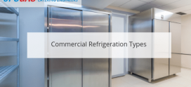 Commercial Refrigeration Types